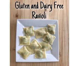 Easy Gluten/Dairy Free Ravioli