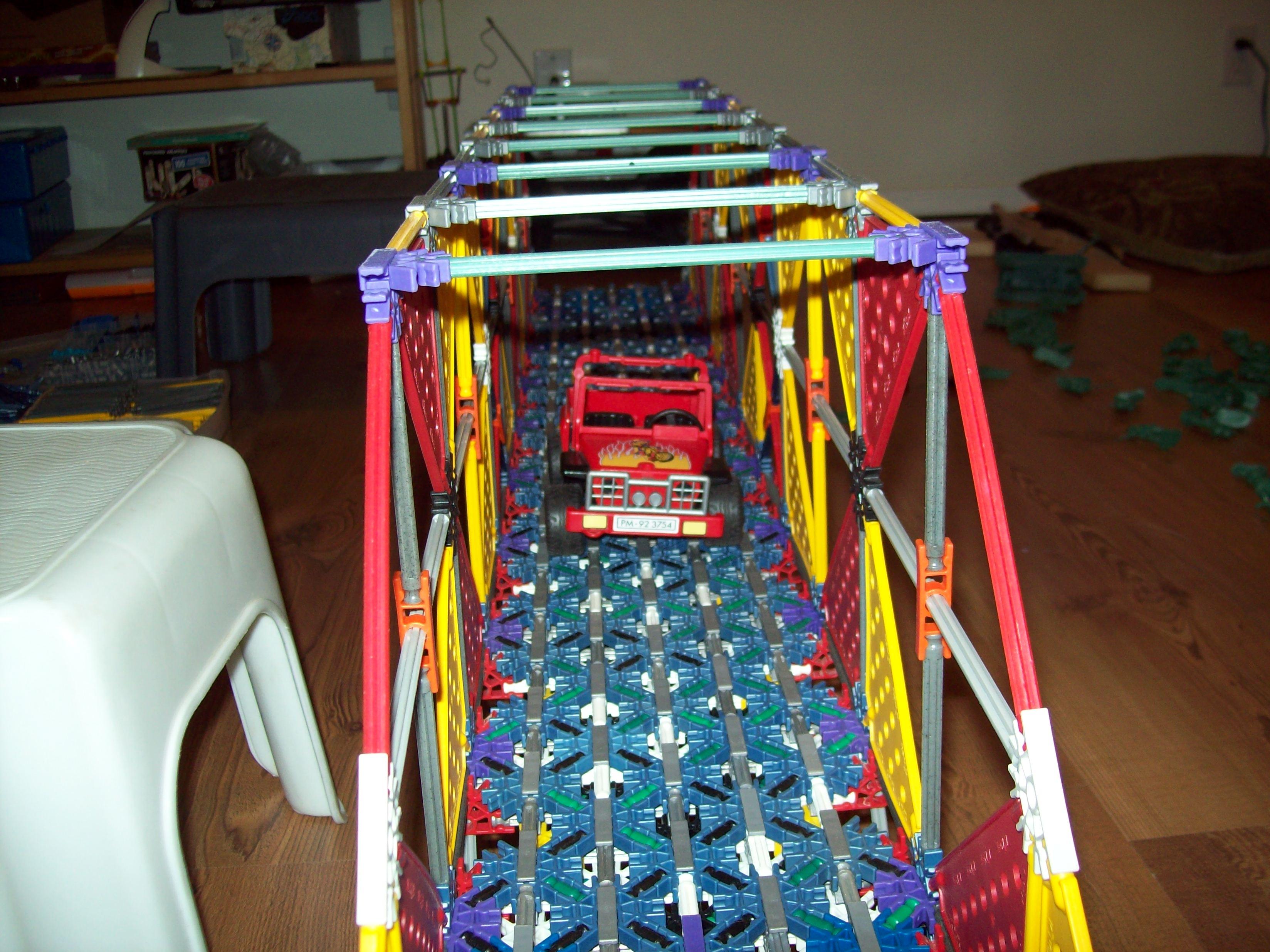 Picture of Knex Bridge