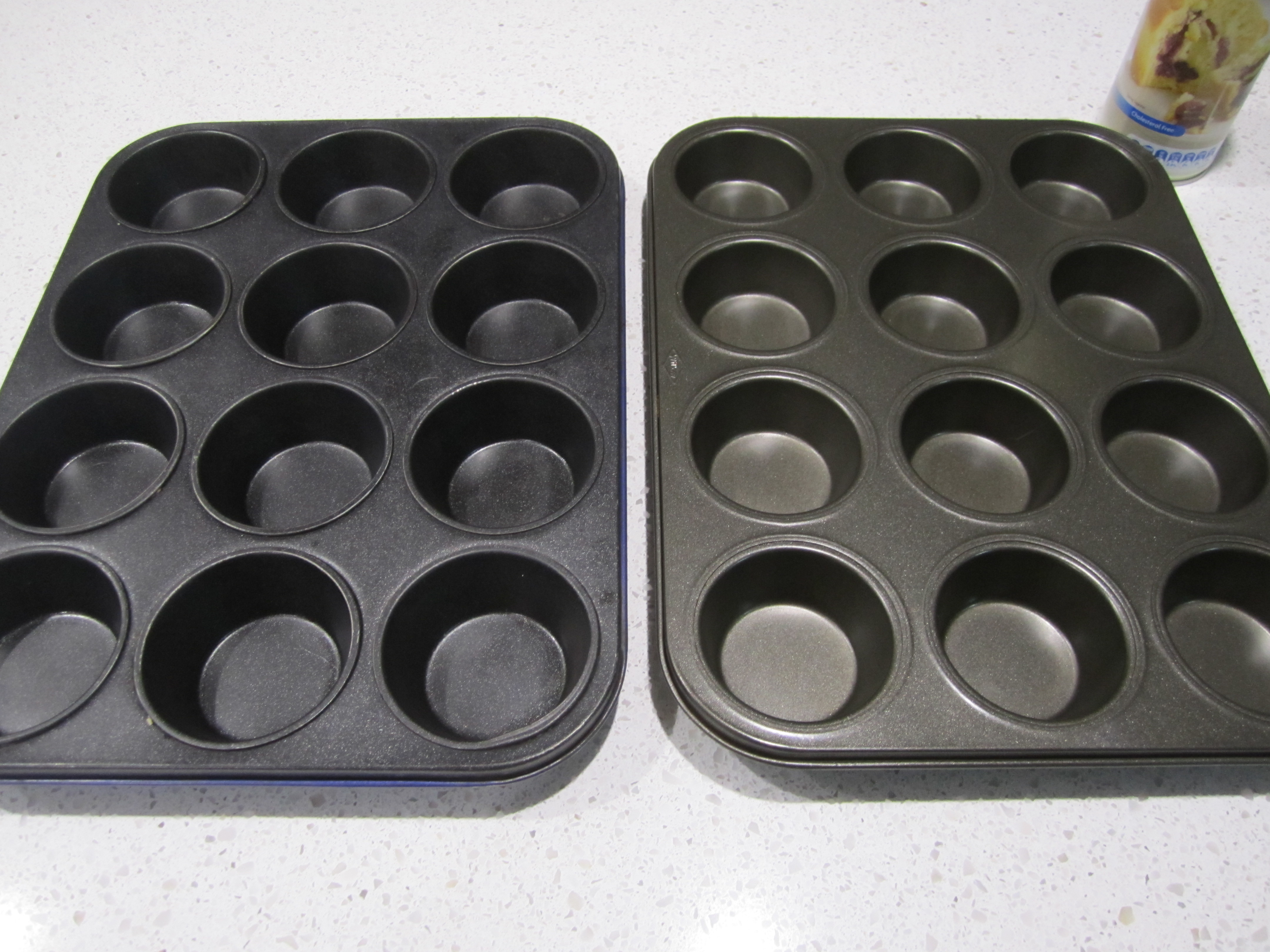 Picture of Prepare the Muffin Tins