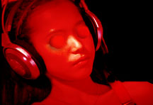 Picture of Auditory Deprivation, White Noise and Binaural Beats