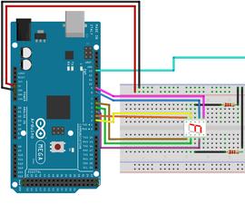 Arduino 7 Segment Display Counter