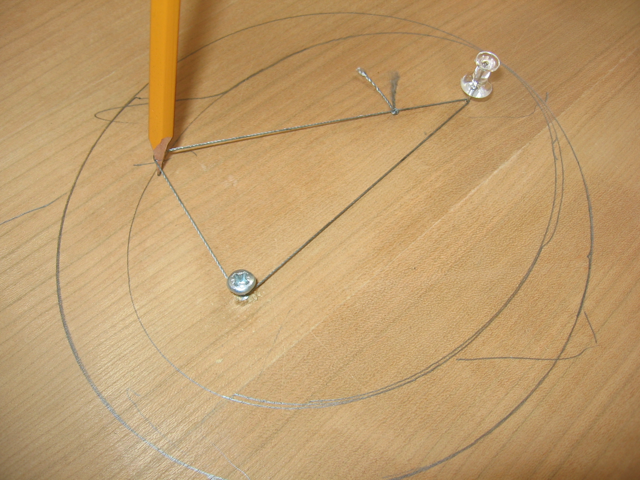 Picture of Drawing Ellipses