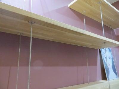 Installing the Shelves