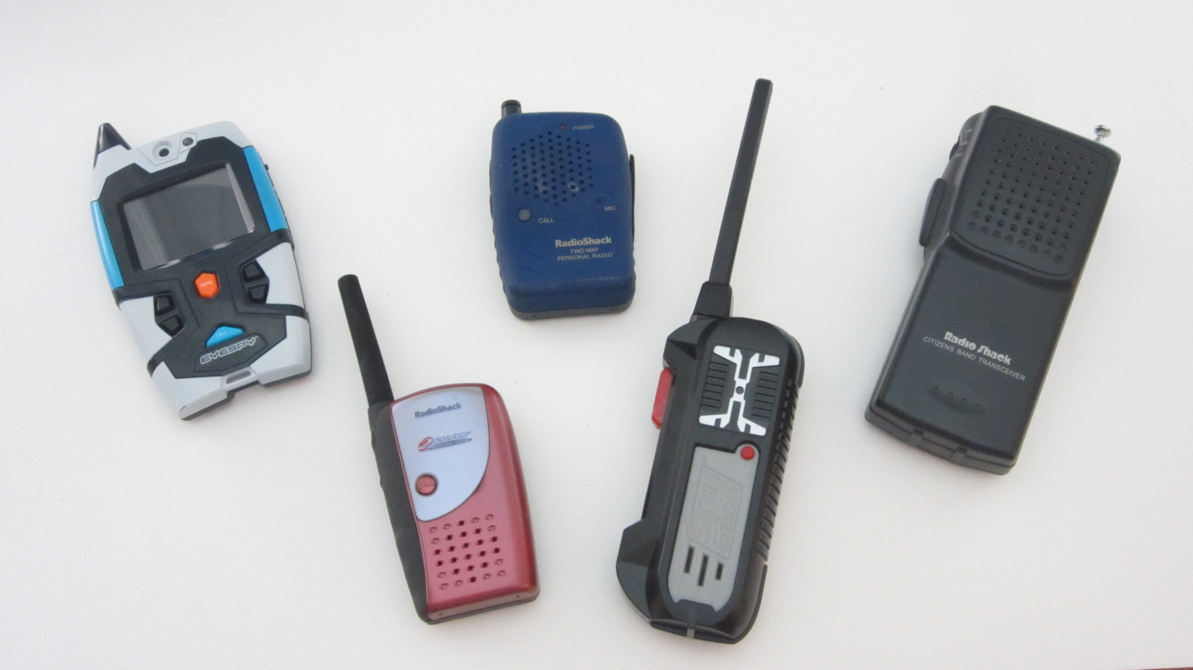 Picture of Select a Radio Transmitter and Receiver