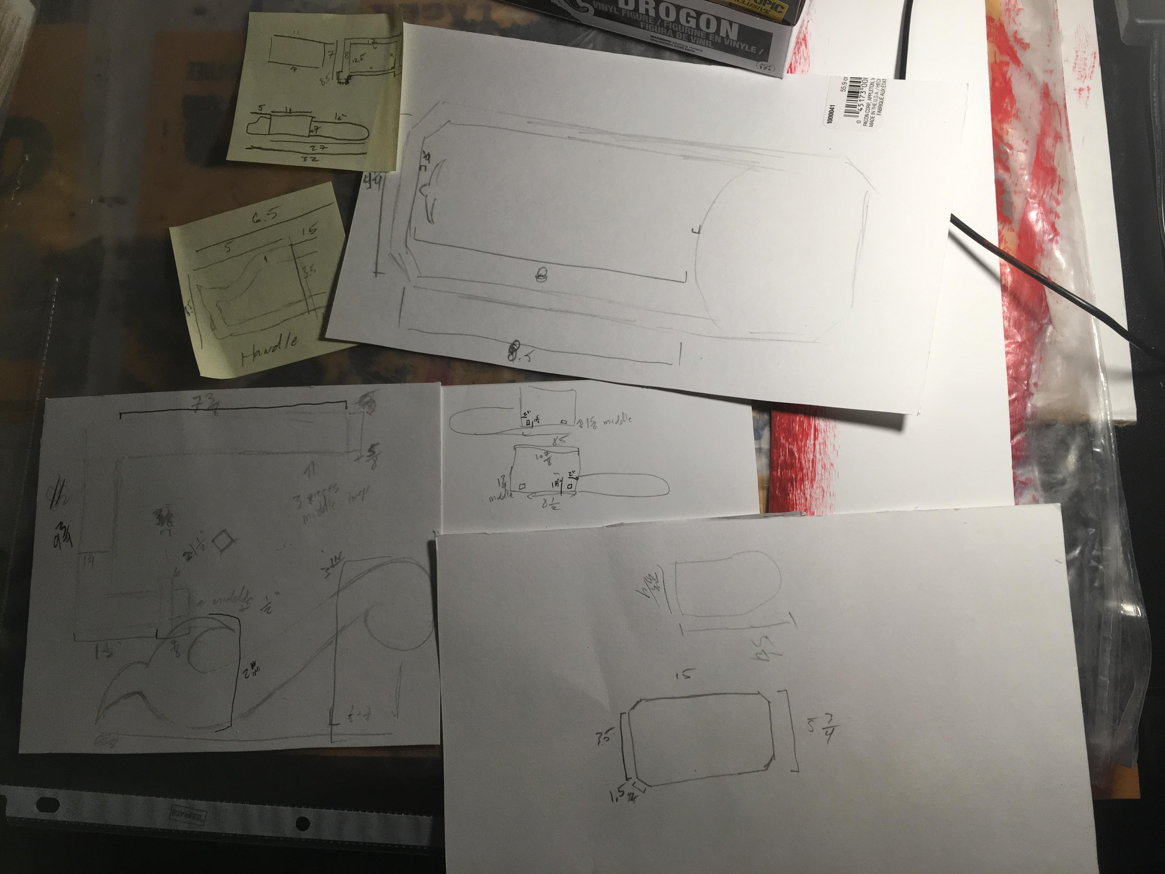 Picture of Chainsaw Plans