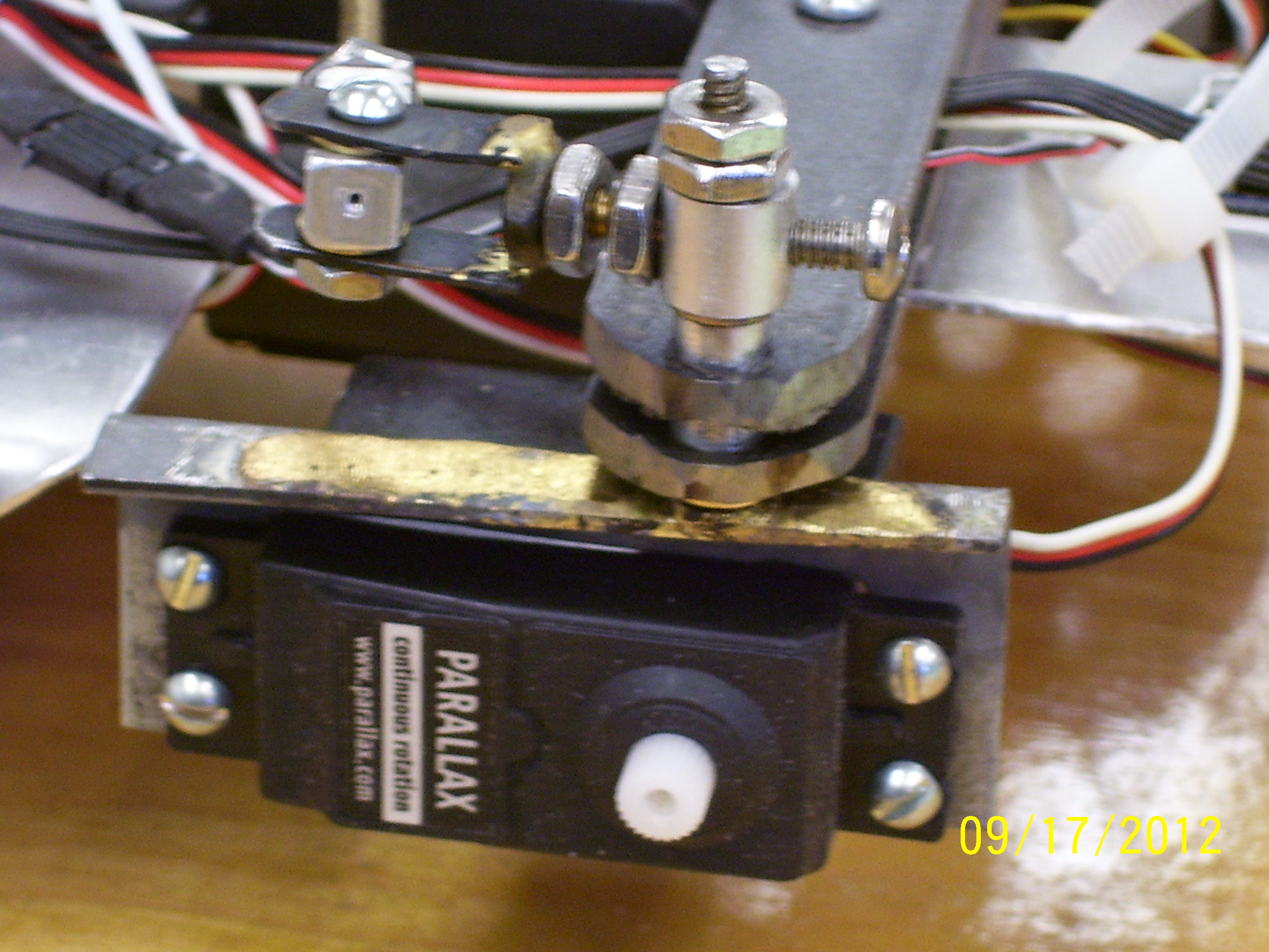 Picture of The Steering System
