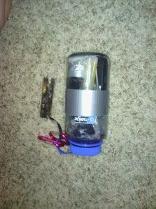 Nalgene Water Bottle Survival Kit