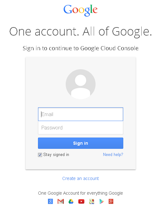 Picture of Step 3: Create an Account