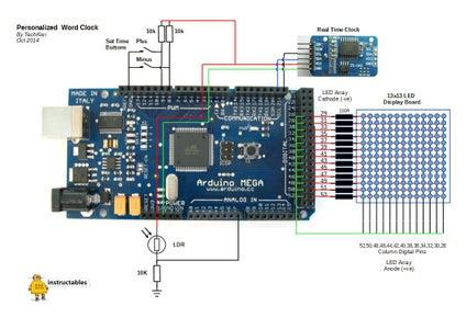 Build the Arduino Circuit
