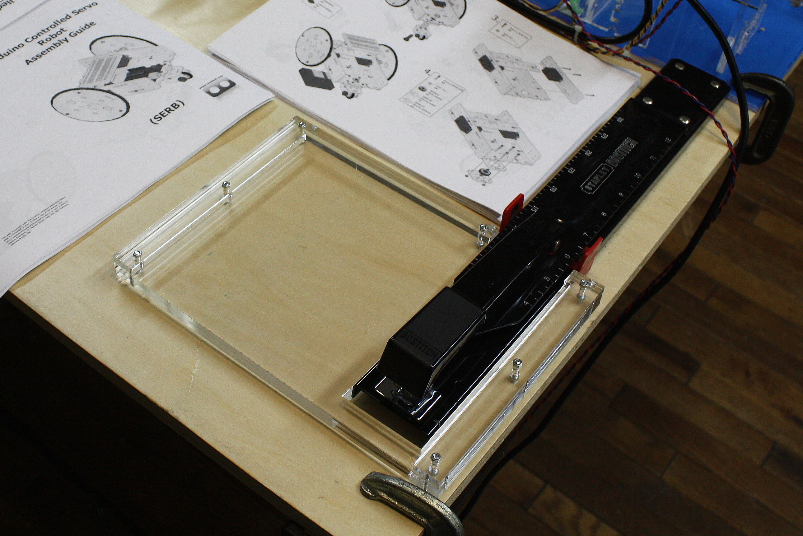 Picture of Instructions - Printing the Booklets