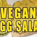 10 Minute Vegan Egg Salad
