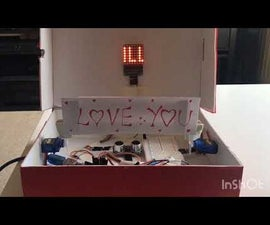 Proposal Box With Arduino