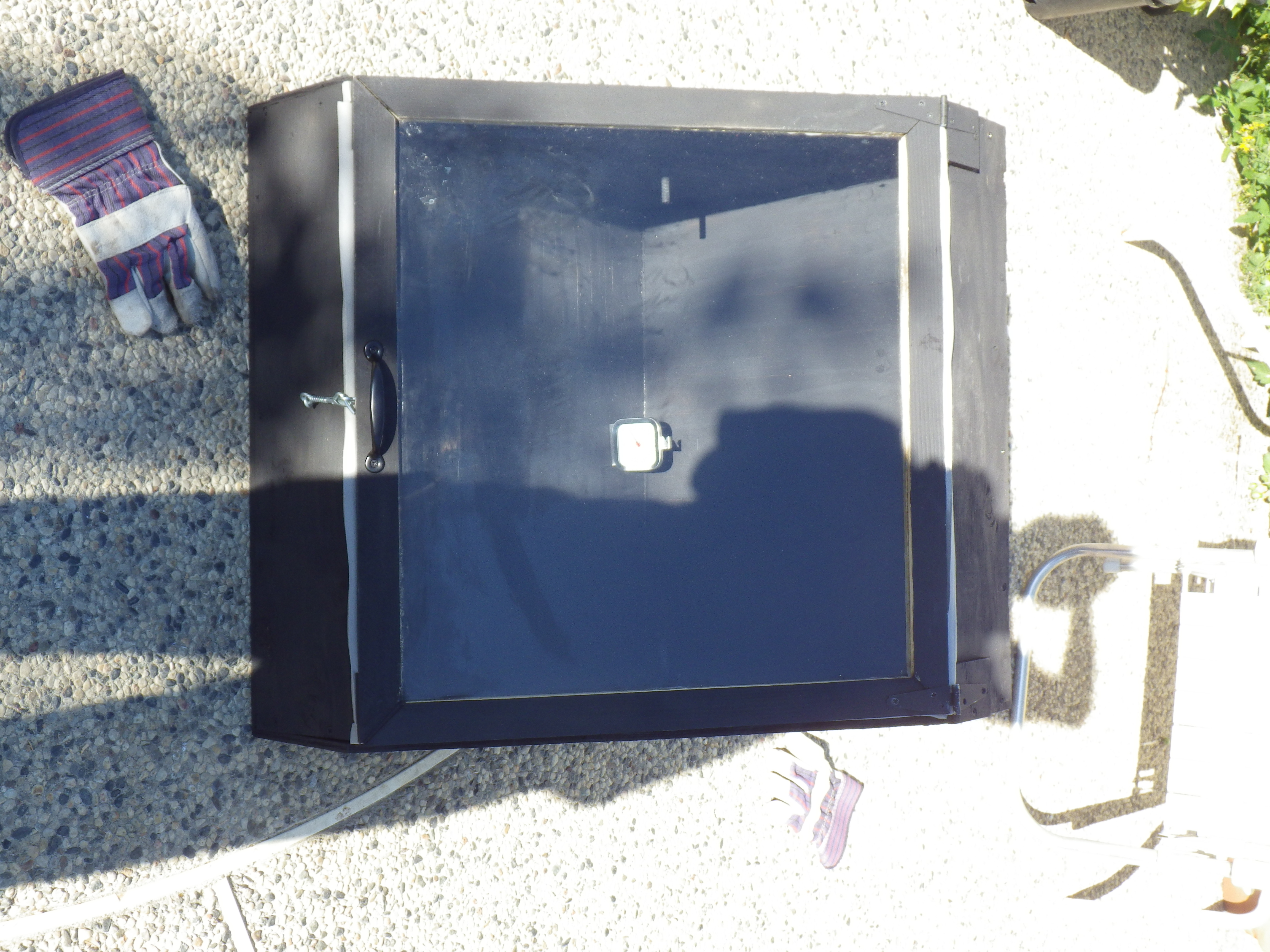 Picture of Detailed Solar Oven