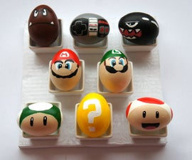 Awesome Super Mario Bros. Easter Eggs!!