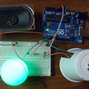 Make a Mini LED Siren (powered by Arduino!)