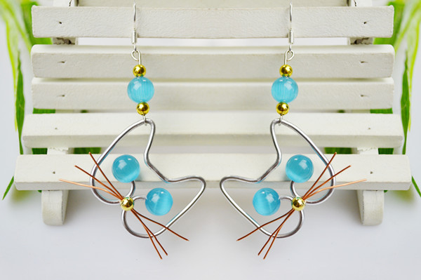 Picture of Finish the Handmade Cat Jewelry