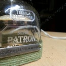 Patron led hanging patio lights