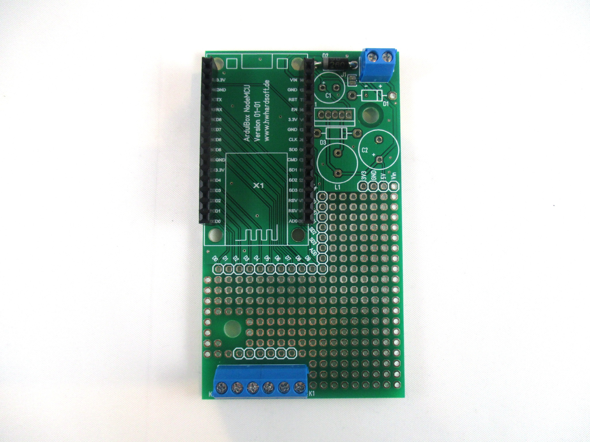 Picture of Remove the NodeMCU Module