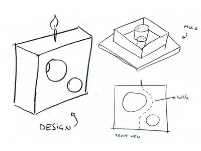 Designing Your Candles & Molds