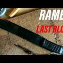 DIY RAMBO 5: Last Blood Knife Machete Prop Making
