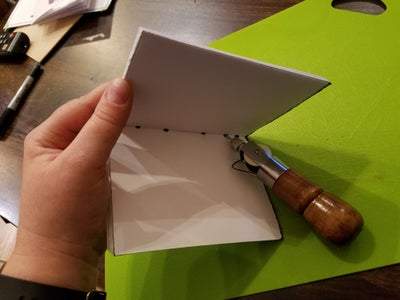 Piercing the Paper