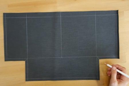 Component Pouch: Trace, Cut, Prep