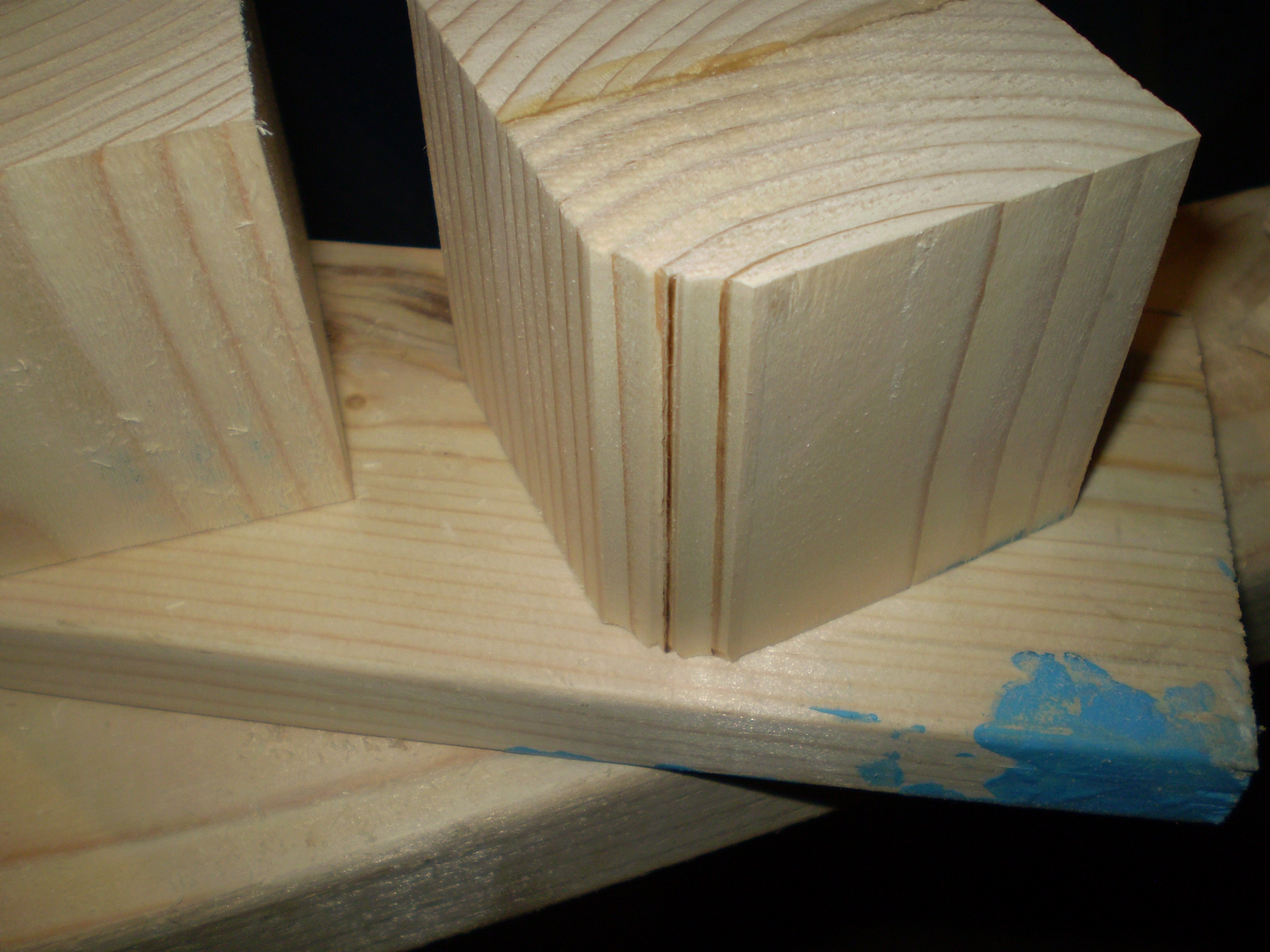 Picture of Finishing Corner Blocks