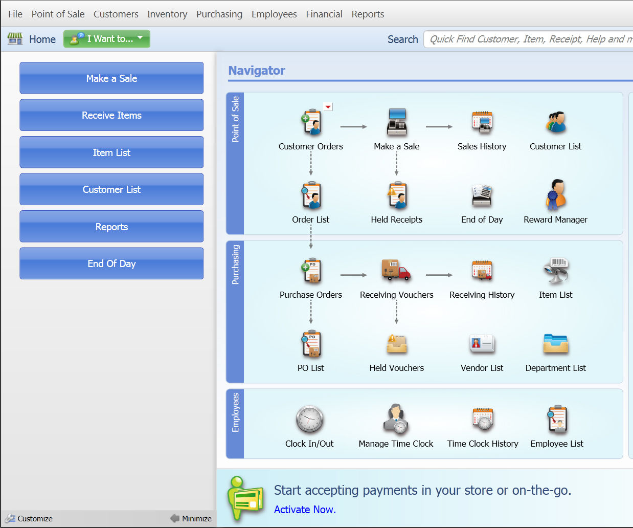 How to Edit the Sales Receipt Format in QuickBooks POS 2013