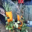 DIY PBC Vertical Garden
