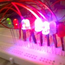 How to Control 8 Leds Using Arduino Uno