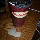 "Stop Tim Horton's or other coffee ""to go"" from Spilling!"