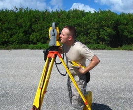 How to Set-Up a Total Station to Conduct Surveying Operations
