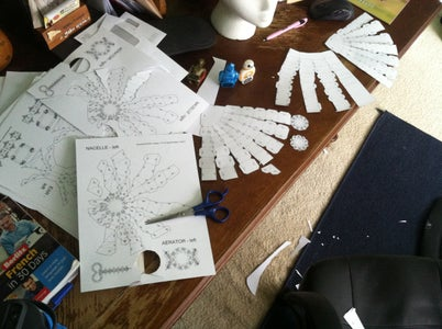 Cutting, Folding and Gluing