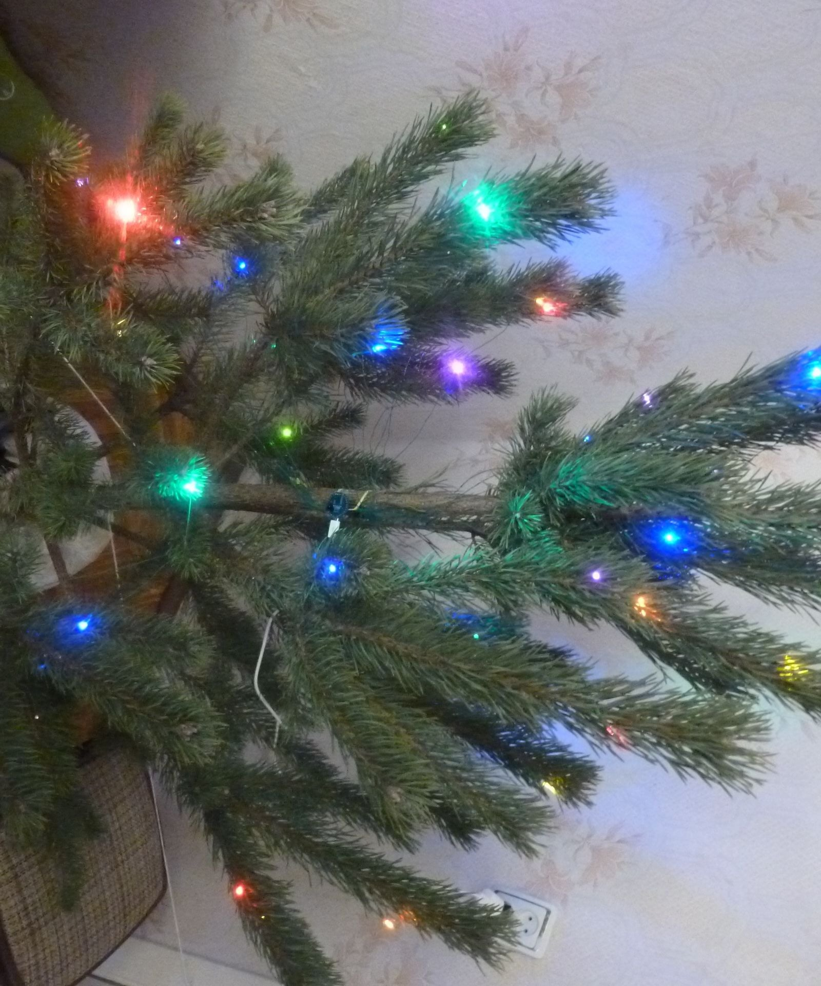 Christmas Lights With Atmega328 6 Steps Are In Series Or Parallel Wired