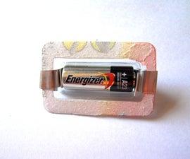 Easy Battery Holder