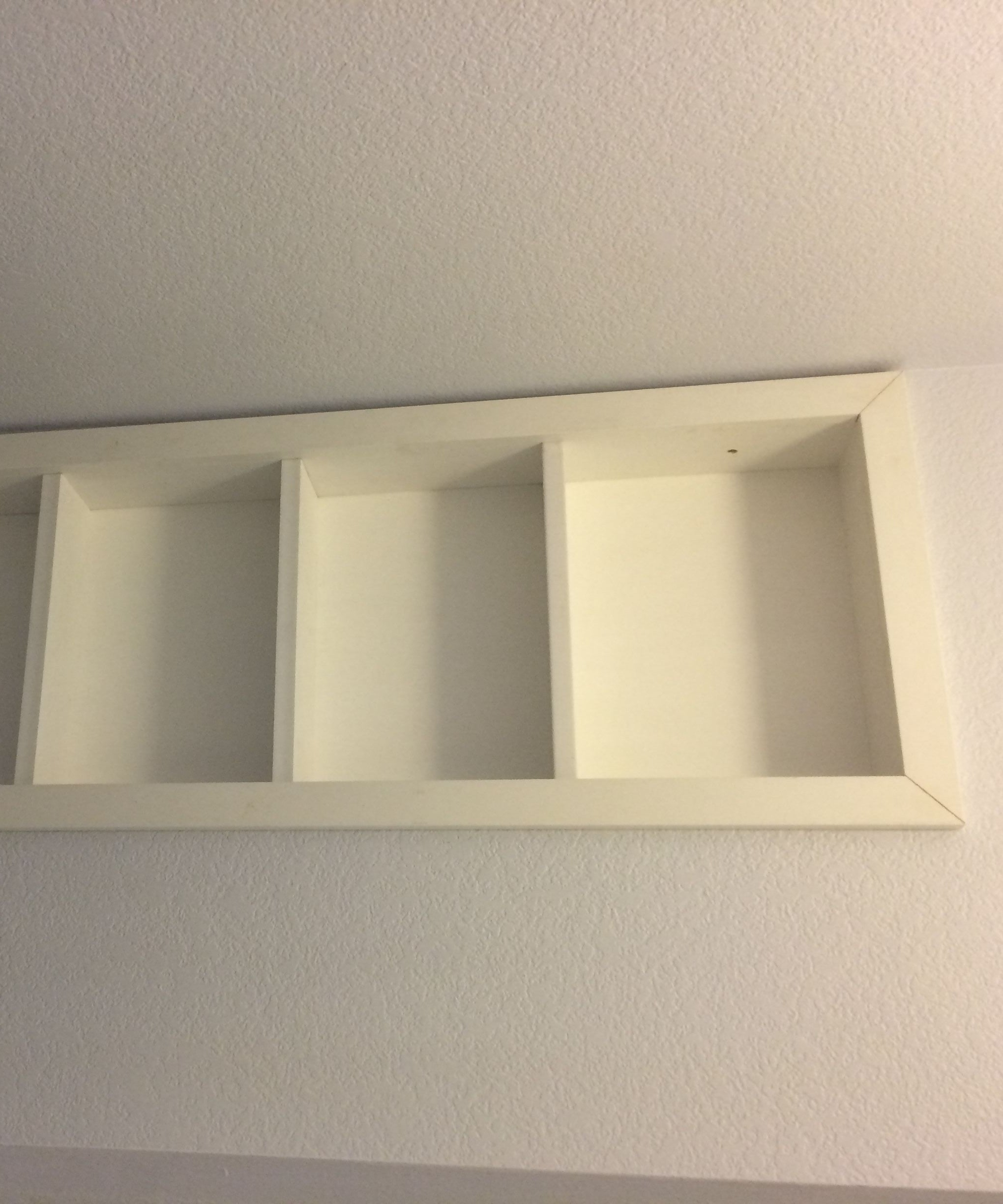 Built In Shelves Between The Studs 4 Steps With Pictures