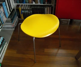 How to Save a Broken Arne Jacobsen Chair From the Trash Heap
