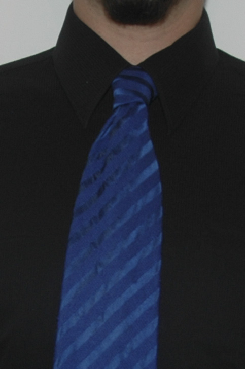 Picture of How to Tie a Tie: Four in Hand