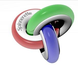 Spinnerette - a New Sport