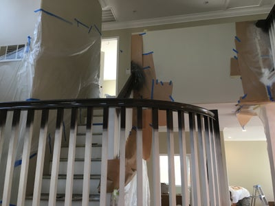 Painting the Stairs