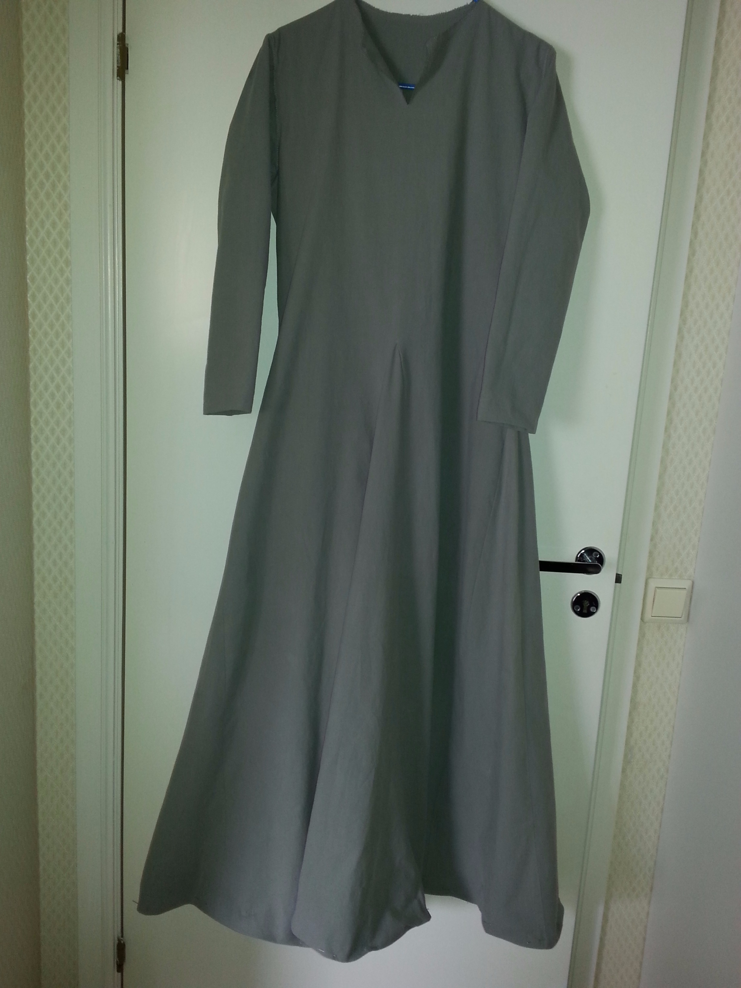 Picture of Viking Underdress or Tunic From a Sheet