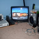 Keep your Xbox 360 Cool, Save Energy, Heat up an area, and use your own Hard Drive