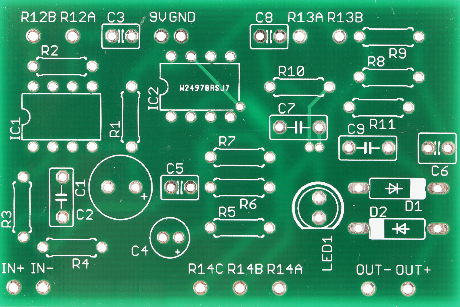 Picture of PCB Concepts and Materials
