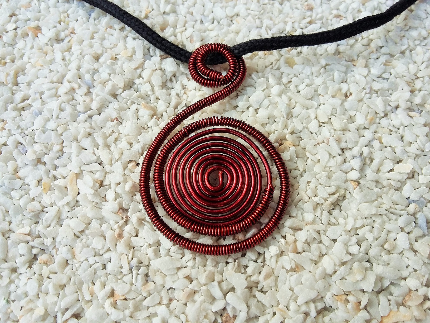 Picture of Easy Wire Pendant