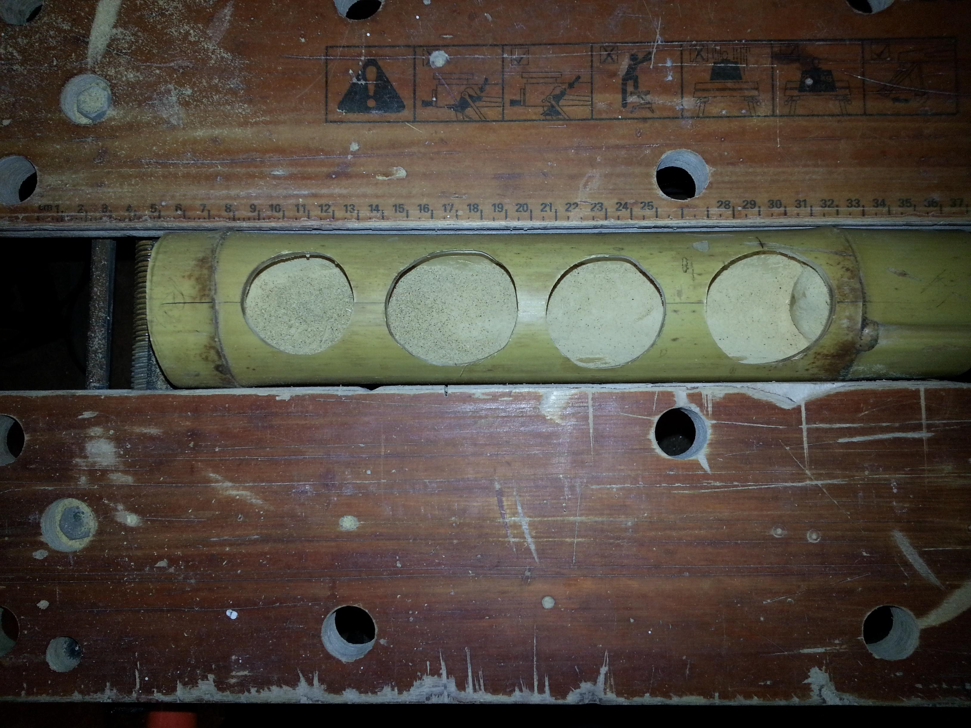 Picture of Sanding Diameters