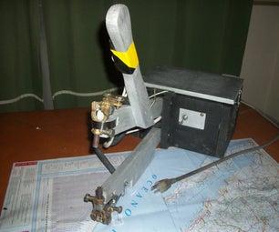Punteadora Fabricada Con Un Transformador De Microondas