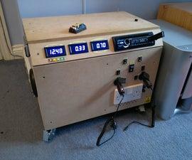 Portable Solar Power Supply