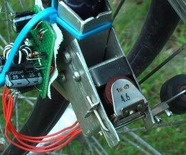 RattleGen, to power your bike lights.
