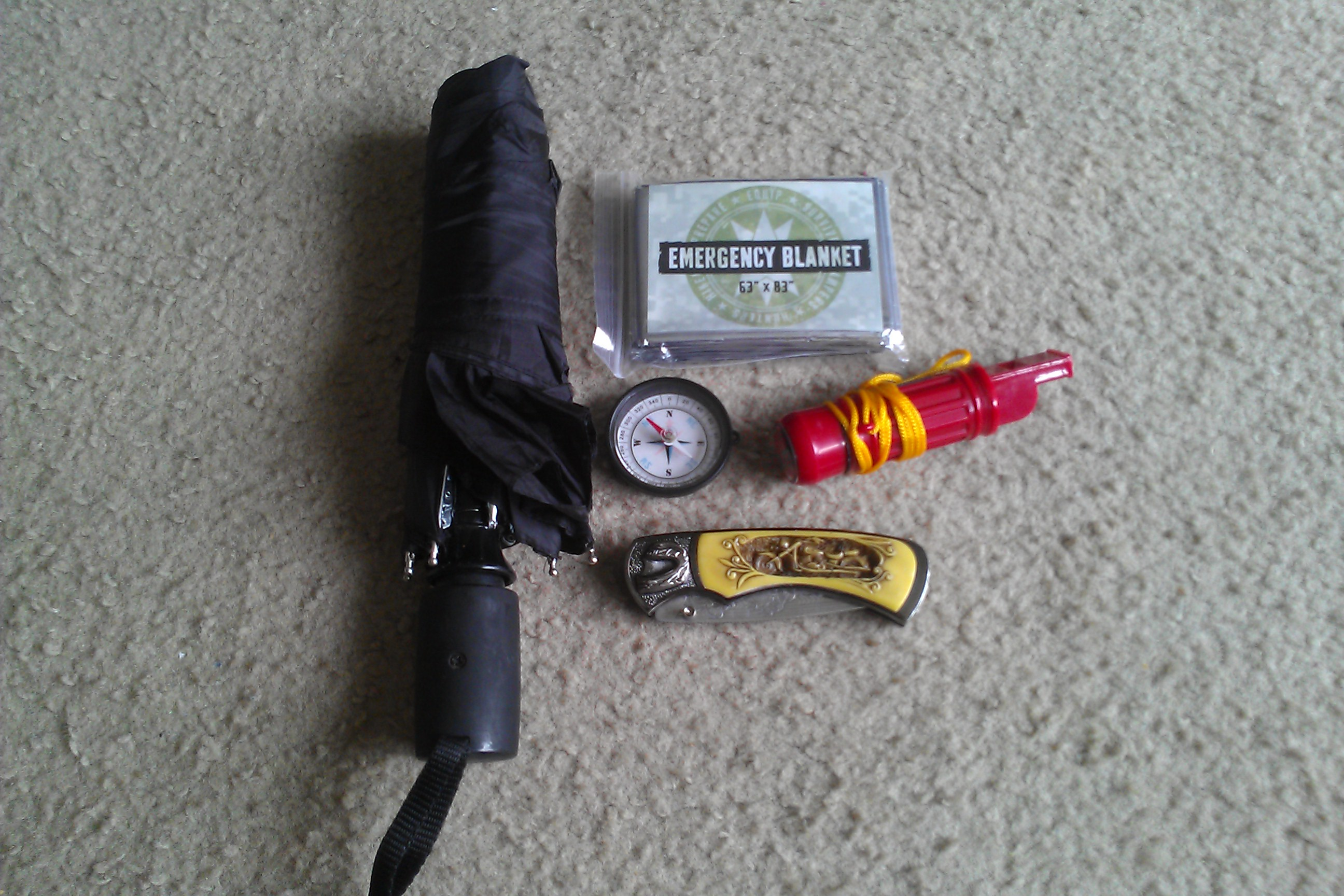 Picture of HIKING EQUIPMENT