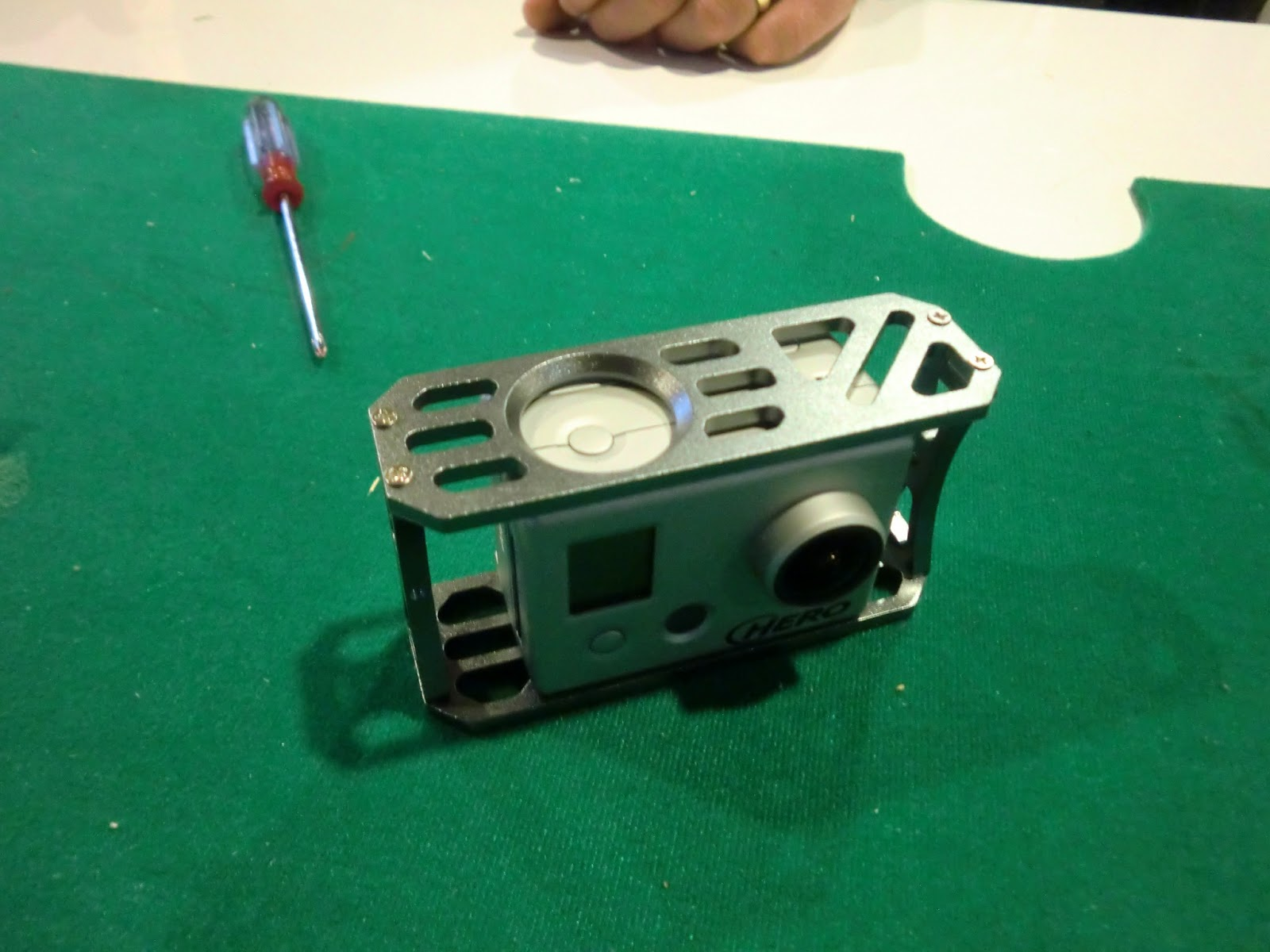 Picture of Build the Camera Cage
